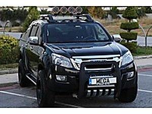 Mega Otomotiv. 2014 Isuzu D-MAX 2.5   EXTRALI   İLK EL   BOYASIZ Isuzu D-Max 2.5 Çift Kabin 4x2
