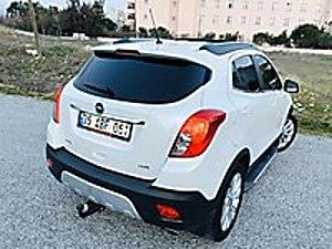 2016 MOKKA DİZEL OTOMATİK SUNROOFLU HATASIZ BOYASIZ Opel Mokka 1.6 CDTI  Cosmo