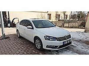 HATASIZZ 2013 PASSAT 1.6TDI ORJINAL FULL BAKIMLI EMSALSİZ GARANT Volkswagen Passat 1.6 TDi BlueMotion Comfortline