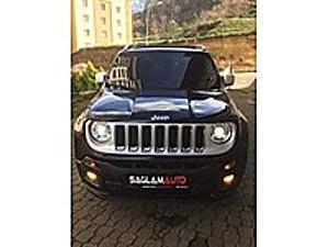 SAĞLAM OTOMOTIVDEN SATILIK JEEP Jeep Renegade 1.6 Multijet Limited