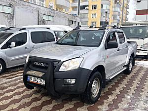 SEVINCOGLU OTOMOTIVDEN 2014 MODEL D-MAX ISUZI 4X4 ORJINAL