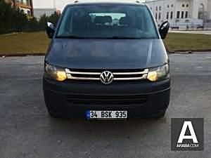 Volkswagen Transporter 2.0 TDI City Van 102 Ps Uzun Şase Boyasız Hatasız Değişensiz