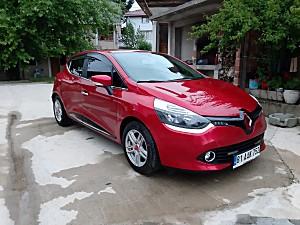 2013 CLIO 1.2 JOY LPG 117500 KM  TEK PARÇA BOYALI