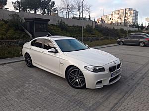 MEMİŞ OTOMOTİV DEN HATASIZ BOYASIZ BMW 520I PREMİUM DIŞ M SPORT HAYALET GÖSTERGE