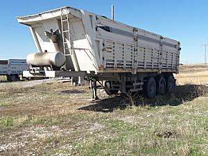 AGIR-İŞ DAMPERLİ 9 ton