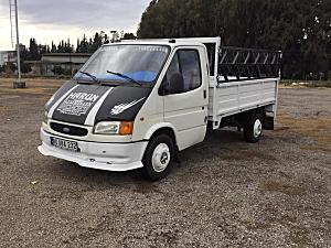 FORD TRANSIT PIKAP 190LIK UZUN 99 MODEL