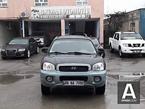 BATMAN OTOMOTİV DEN Hyundai Santa Fe 2.0 CRDi