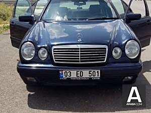 Mercedes - Benz E 200 Classic LPG BENZİN