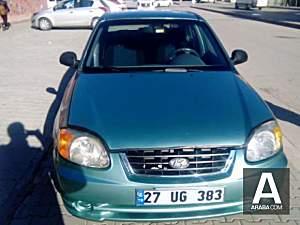Hyundai Accent 1.6 Admire