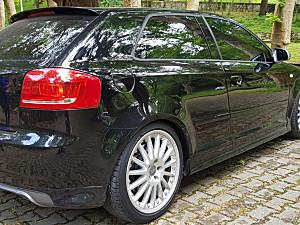 2007 MODEL AUDI S3 2.0 QUATTRO   400 HP MAKINE KUSURSUZ