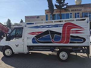 2012 350 M FORD TRANSIT DARBESIZ BOYASIZ