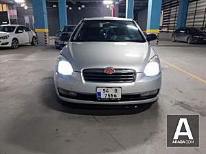 Hyundai Accent Era 1.5 CRDi-VGT Team