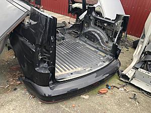 Volkswagen Caddy 2017 Tavan arka ve diğer parçalar hatasız orjinal çıkma