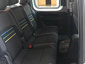 VW CADDY TEAM 1.6 TDI
