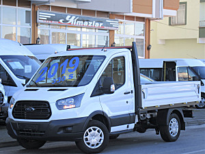 YILMAZLAR FESA 2019 SIFIR 0  KM 130 PS KLİMALI  FORD TRUCKS TRANSIT 330