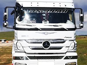 MERCEDES AXOR 1840 2013 MODEL ROTARDARLI ÇEKİCI