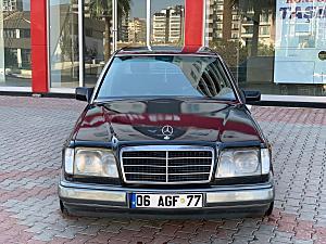 1994 E200 OTOMATIK BENZIN LPG TERTEMIZ BAKIMLI