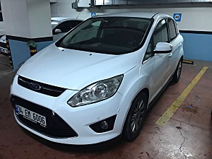 FORD C-MAX TITANIUM 2013 MODEL