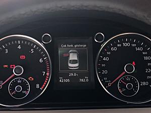 VW CC 2016 EXCLUSIVE ORJINAL-GARANTISI DEVAM EDIYOR