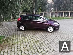 2011 Ford Fiesta 1.4 TDCi Trend Ozel uretim ici bej 92 bin km de orjinal