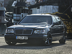 MERCEDES S500 LONG