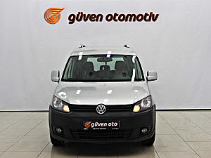 GÜVEN OTO DAN 2012 VW CADDY 1.6 TDİ TRENDLİNE