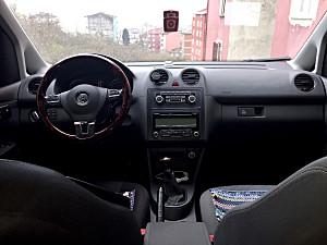 VOLKSWAGEN CADDY 1.6 TDI COMFORTLINE 2011 MODEL