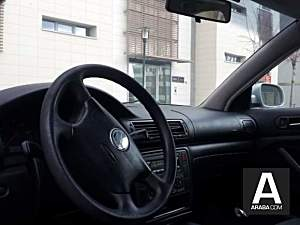 Aile Aracımız  Servis Bakımlı Volkswagen Passat 1.8 Basic  Hiç LPG Takılmadı