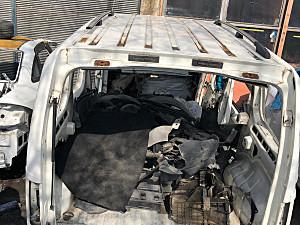 Ford Connect Tavan arka ve diğer bütün parçalar hatasız orjinal çıkma