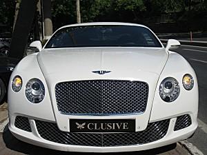 Bentley Araba Fiyatları