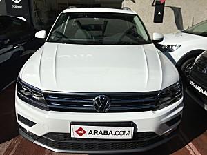2019 Model 0 km Volkswagen Tiguan Diğer - 13 KM