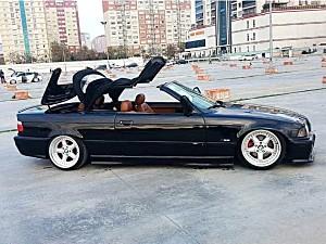 BMW 3.18İ CABRIO WAREX AIR 18 TUS TYPE 1 JANT LASTIK VS