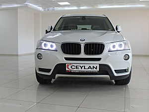 CEYLAN MOTORS DAN 2011 BMW X3 2.0D XDRİVE