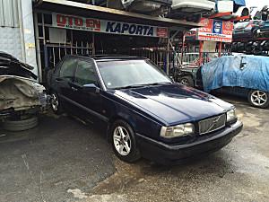 1997 HATASIZ VOLVO 850 2 3 T5