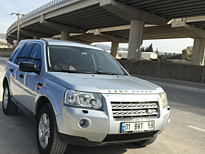 2008 model freelander 2 2.2 td4 GS