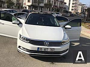 Volkswagen Passat 1.6 TDi BlueMotion Highline nakit ihtiyacından acil satılık