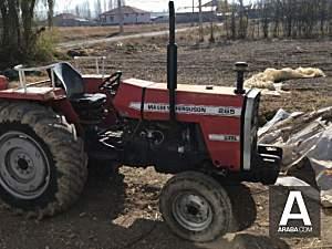 Traktör Massey Ferguson 265 temiz
