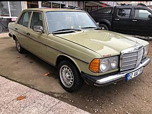 77 MODEL W123 KASA MERCEDES 230