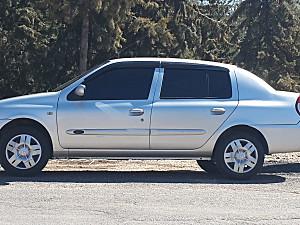 Temiz dizel Renault Symbol. 2008 orijinal 118.500 km. Taksi çıkması değil.