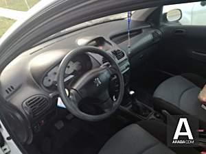Peugeot 206 1.4 HDi X-LİNE