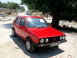 1980 GOLF 1 DIZEL