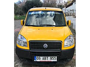 Doblo Family 7 kişilik 1.3 motor Otomobil ruhsatlı