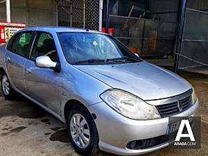 2011 Renault Symbol 1.5 dCi Expression 127 bin km orjinal