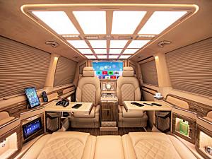 KOÇAK OTOMOTİV SIFIR VW CARAVELLE 2.0 TDİ 204 PREMIUM LUXURY VIP