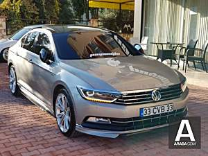 Volkswagen Passat 1.6 TDi BlueMotion Highline
