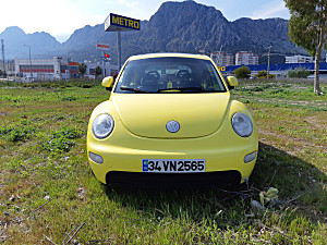 EFSANE VOLKSWAGEN BEETLE SUNROOF LU