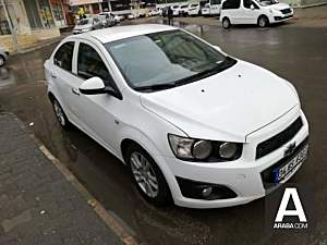 Chevrolet Aveo 1.3 D LTZ