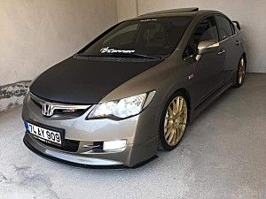HONDA CIVIC SEDAN 2007 1.8 I-VTEC EXECUTIVE OTOMATIK
