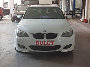 BULUT OTOMATİVDEN 2008 BMW 520D PREMİUM BEYAZ İÇİ BEJ   M