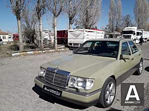 1996 MERCEDES-BENZ 300 DİZEL 124 KASA SUNROOF LU